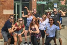 Chicago Comedy and Craft Beer Walking Tour in Chicago IL