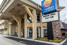 Comfort Inn & Suites at Dollywood Lane in Pigeon Forge, Tennessee