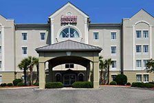 Comfort Suites in Myrtle Beach SC