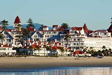 Coronado Beach Resort in Coronado CA