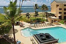 Courtyard by Marriott Kauai at Coconut Beach in Kapaa HI