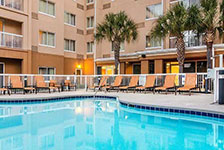 Courtyard by Marriott Myrtle Beach - Broadway in Myrtle Beach, South Carolina