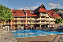 Crossroads Inn and Suites in Gatlinburg TN