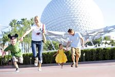 Disney World® Theme Parks Logo