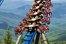 Dollywood in Pigeon Forge TN