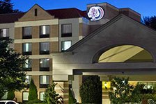 Doubletree By Hilton Asheville Biltmore In Nc