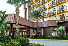 DoubleTree by Hilton Cocoa Beach Oceanfront in Cocoa Beach, Florida