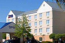 Fairfield Inn by Marriott Myrtle Beach Broadway at the Beach in Myrtle Beach SC