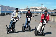 Fisherman's Wharf & Waterfront Segway Tour in San Francisco CA