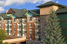 Grand Smokies Resort Lodge in Pigeon Forge, Tennessee