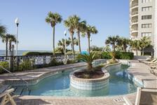 Grande Shores Ocean Resort in Myrtle Beach SC