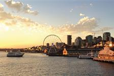 Harbor Cruise in Seattle, Washington
