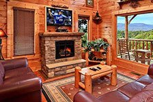 Hearthside Cabin Rentals in Pigeon Forge TN