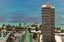 Hilton Waikiki Beach in Honolulu HI