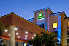 Holiday Inn Express Hotels & Suites Cocoa Beach in Cocoa Beach FL