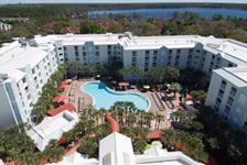 Holiday Inn Resort Lake Buena Vista in Orlando, Florida