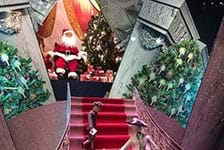 Holiday Lights & Movie Sites in New York, New York