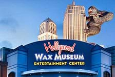 Hollywood Wax Museum Entertainment Center All Access Pass in Myrtle Beach SC