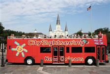Hop On Hop Off City Sightseeing New Orleans in New Orleans, Louisiana