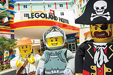 LEGOLAND® Hotel at LEGOLAND® California Resort in Carlsbad CA
