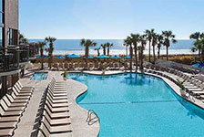 Long Bay Resort in Myrtle Beach SC