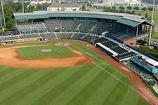 Myrtle Beach Pelicans Baseball in Myrtle Beach, South Carolina
