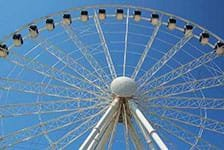 Myrtle Beach SkyWheel  in Myrtle Beach, South Carolina