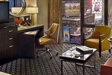 New York Marriott Marquis in New York NY
