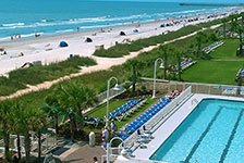 Paradise Resort in Myrtle Beach SC