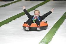 Pigeon Forge Snow - Indoor Snow Tubing in Pigeon Forge TN