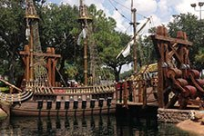 Pirate's Cove Adventure Golf in Orlando FL