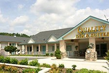 Quality Inn & Suites Biltmore East in Asheville NC