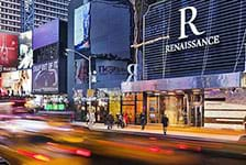 Renaissance New York Times Square Hotel in New York NY
