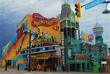 Ripley's 4D Moving Theater in Niagara Falls, Ontario