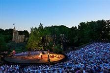Shakespeare in the Park with Reserved Seats - A Midsummer Night's Dream in New York NY