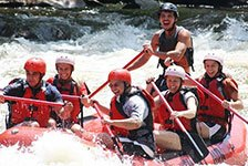 Rafting with Smoky Mountain Outdoors in Hartford TN