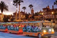 St Augustine's Famous Nights of Lights in St. Augustine, Florida