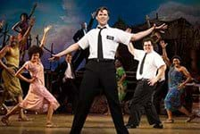 The Book of Mormon in New York NY