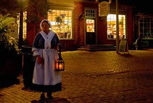 The Dead of Night Ghost Tour in Williamsburg VA
