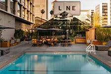 The LINE Hotel in Los Angeles CA