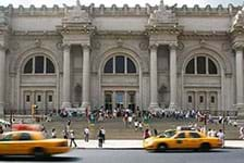 The Metropolitan Museum of Art in New York NY