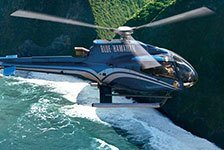 Blue Hawaiian Waikoloa Helicopter Tours in Waikoloa, Big Island HI