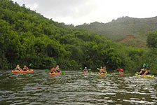Rainbow Kayak Tours of Wailua River - Kauai in Kapaa, Kauai, Hawaii