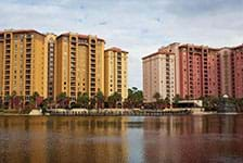 Wyndham Bonnet Creek Resort in Lake Buena Vista FL