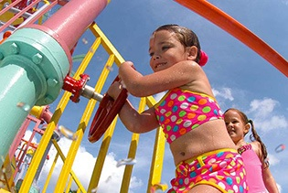 Adventure Island Tampa in Tampa, Florida