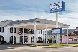 Angel Inn - near IMAX