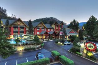 The Appy Lodge in Gatlinburg, Tennessee