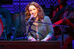 Beautiful: The Carole King Musical in New York, New York