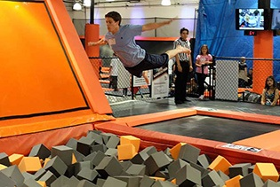 Big Air Buena Park  in Buena Park, California