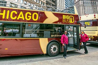 Big Bus Chicago Sightseeing Tours in Chicago IL